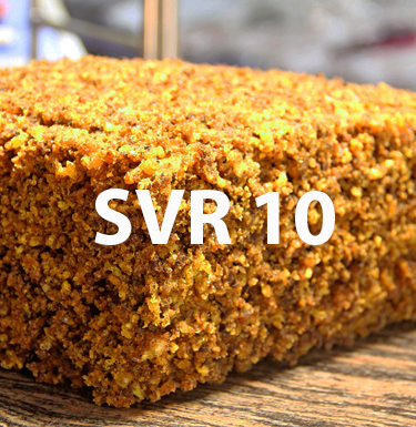 SVR 10 Natural Rubber