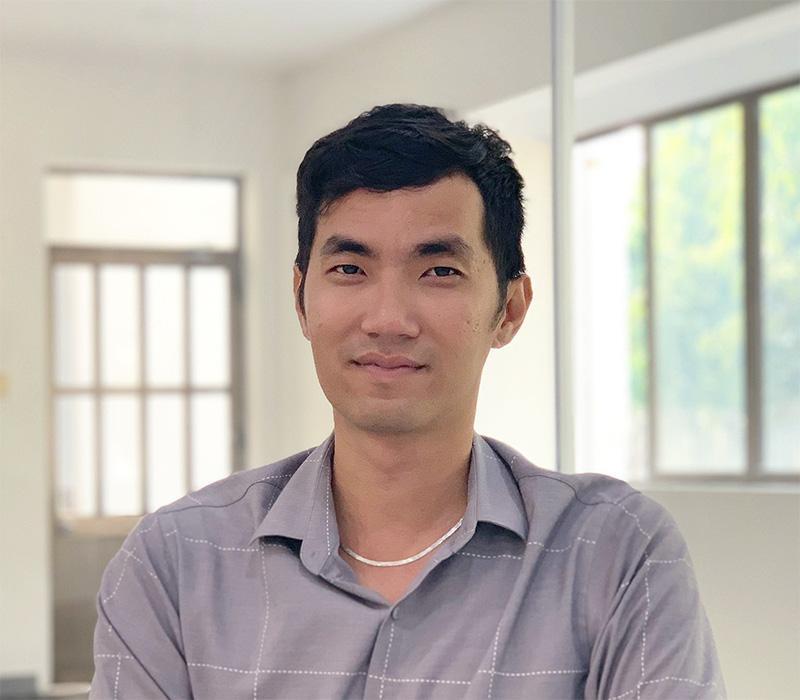 Ông Cao Phong Vy